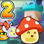 slime rush tower defense 2