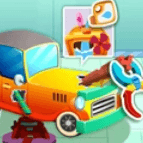 animal auto repair shop