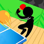 stickman pong